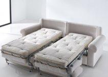 Sillón cama 2 plazas desplegables