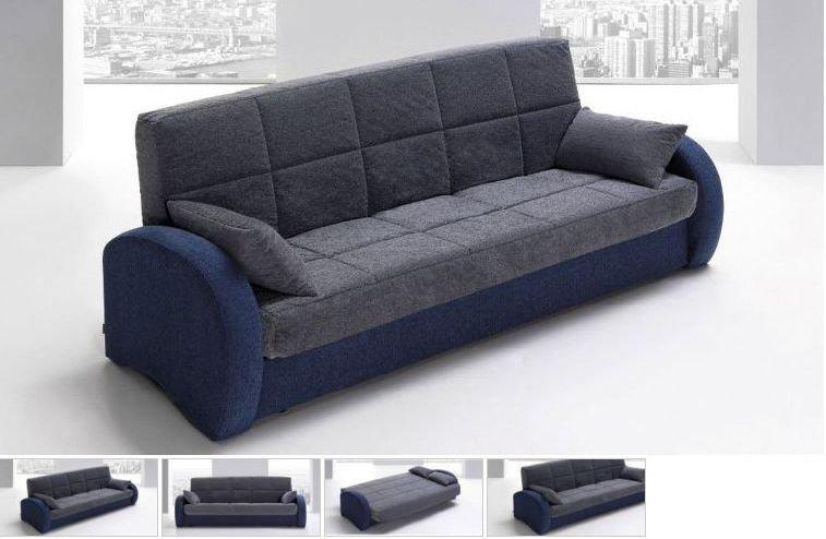 Sillón cama clic clac estándar