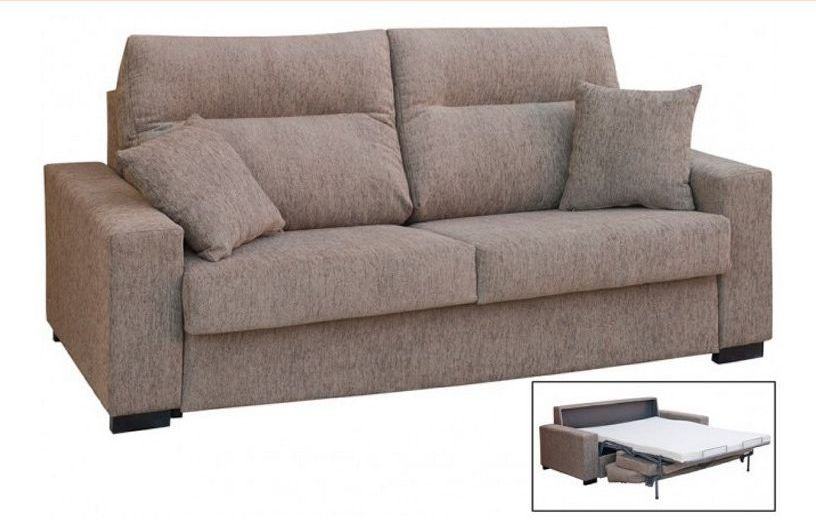 Sillones cama clic clac for Sillon cama 2 plazas y media