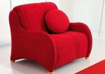 Sillón cama de diseño