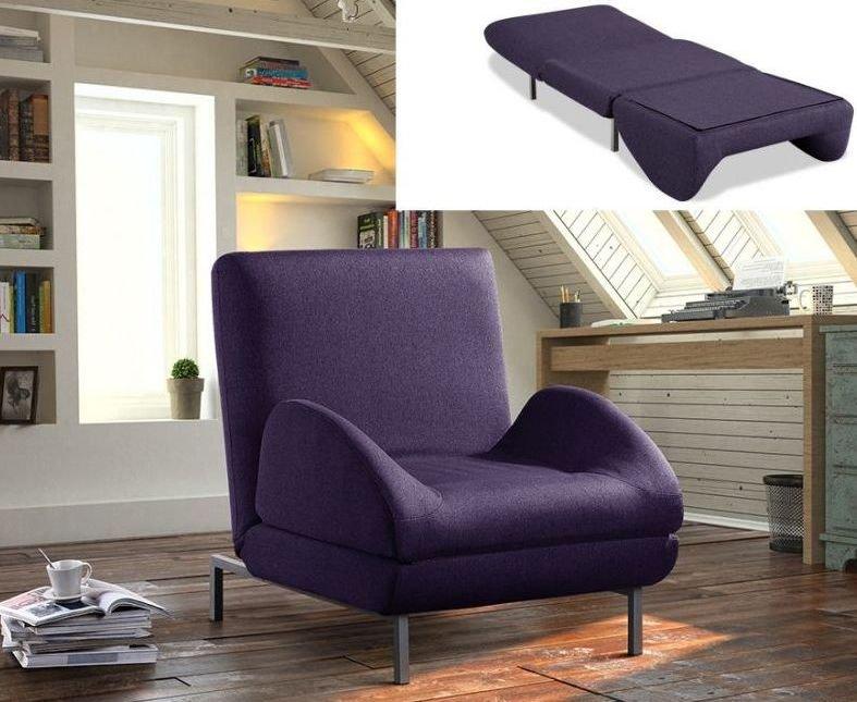 Sillón cama de diseño barato