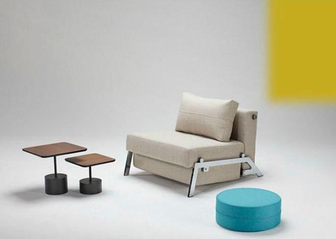 Sillón cama de diseño estándar