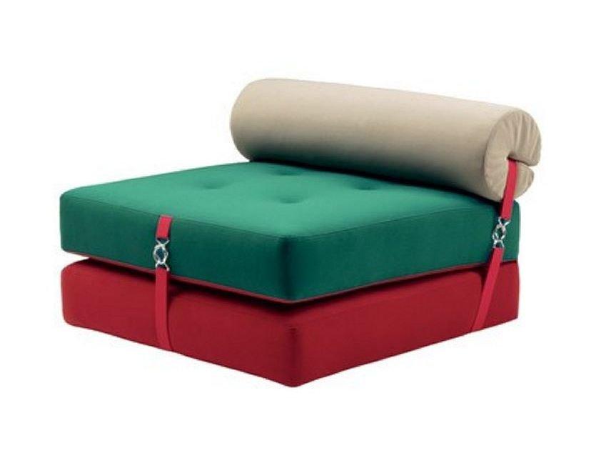 Sillón cama de diseño juvenil