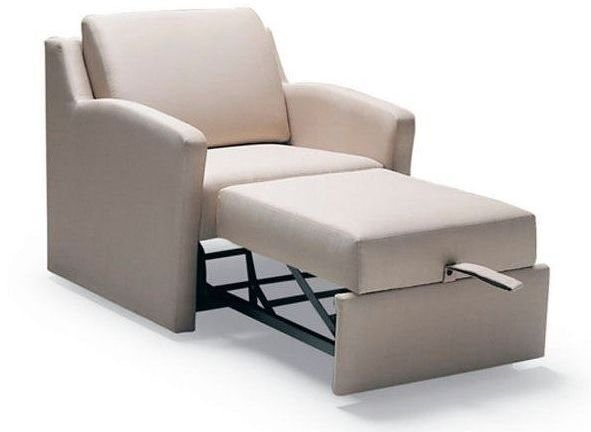 Sofa cama individual plegable for Sillon diseno moderno