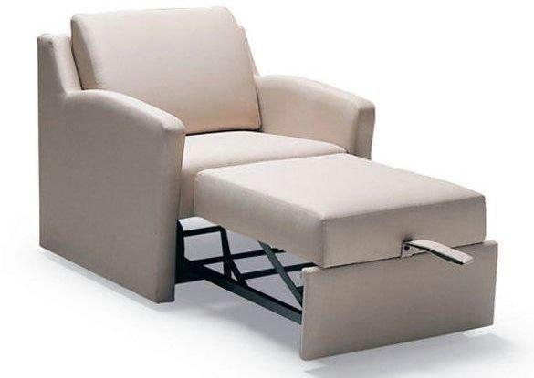 Sillón cama individual moderno