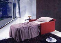 Sillón cama moderno 1 plaza