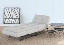 Sillón cama multifuncional 2 plazas