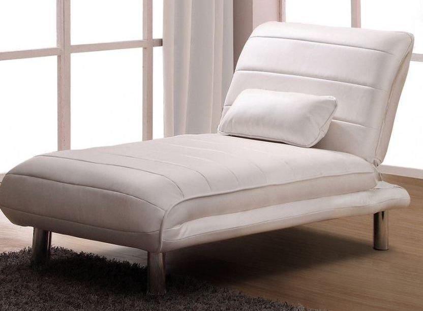 Sillón cama plegable con chaise longue