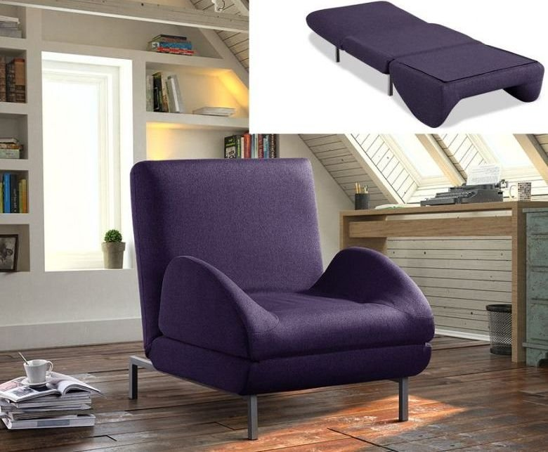 Sillones cama plegables for Sillon cama 1 plaza plegable