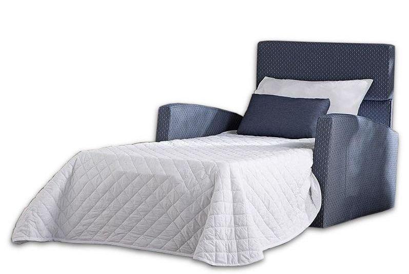 Sillones cama plegables for Sillon cama desplegable