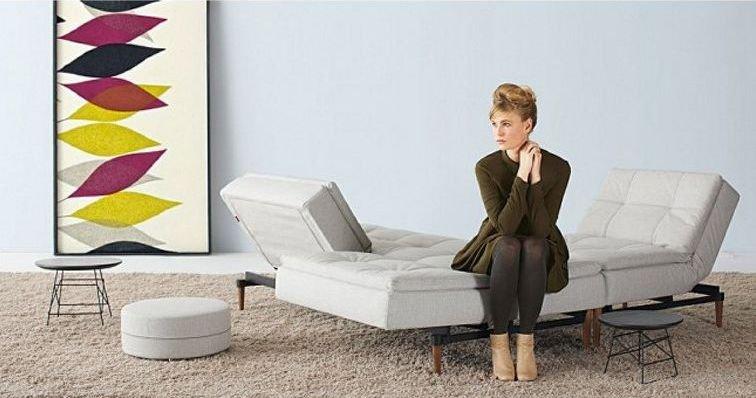 Sofá cama de diseño 2 plazas